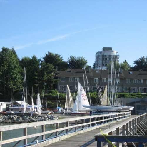 Kitsilano Yacht Club Celebrates Its 75th Year