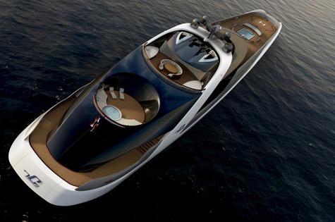 7cs superyacht by Drive Design