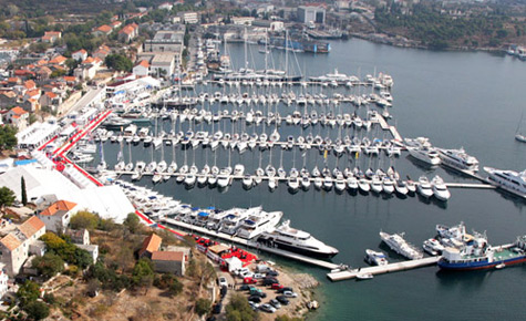 The Second Adriatic Boat Show