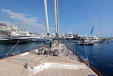 Monaco Yacht Show 2009