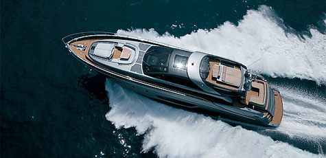 86' Domino, Representing Riva At The Monaco Yacht Show