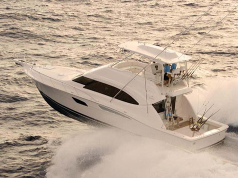 The acknowledged leader in the sport fishing arena, Bertram Yacht presented ...