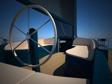 Poseidon Concept Yacht