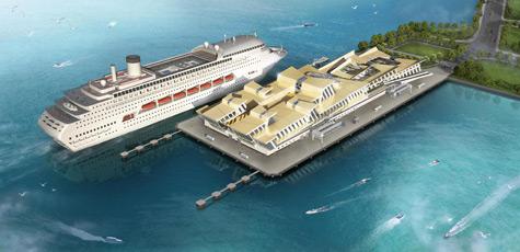 Singapore International Cruise Terminal