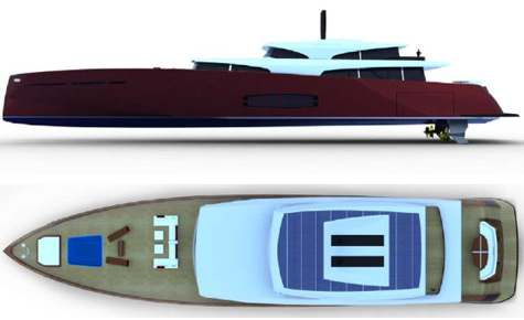 N-Dour Eco Yacht Project