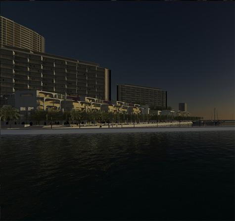 Ajman waterfront