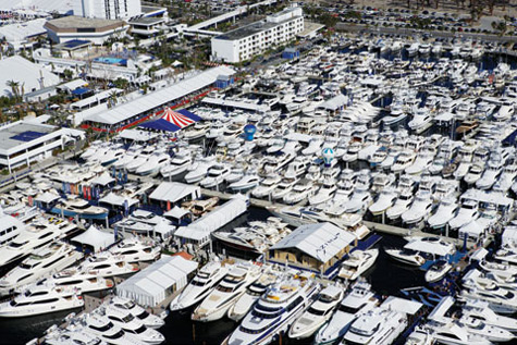 It is comprised of nine brands: Ferretti Yachts, Pershing, Itama, Bertram, ...