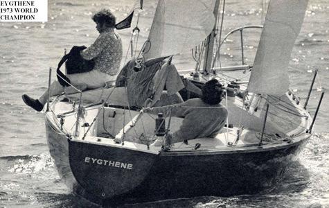 Ron Holland: Eygthene