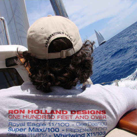 Ron Holland: 35 years in yacht design