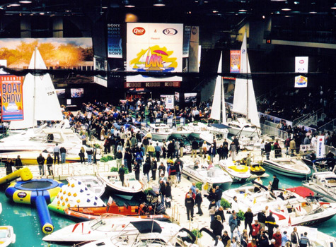 Toronto International Boat Show 2010