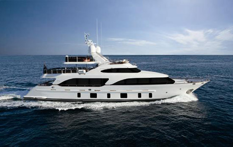 Benetti, a popular shipbuilding company, has recently permitted the plans ...
