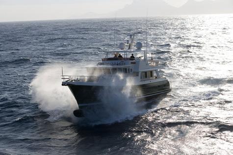 Selene 66: New Motor Yacht By Selene Ocean Trawlers