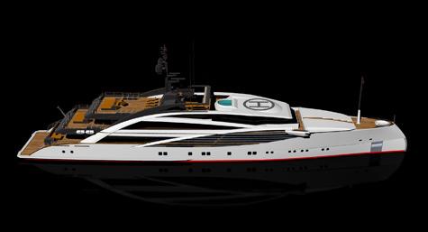 Axebow Motoryacht