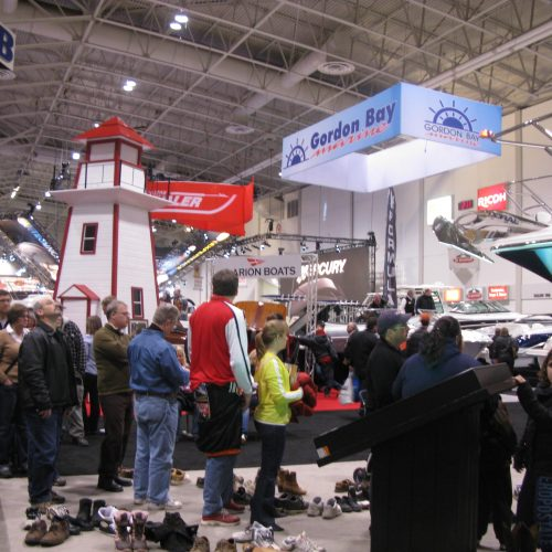 The 52nd Toronto International Boat Show