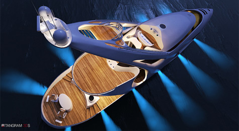 Audax: Another Impressive Yacht Concept From Schopfer Yachts