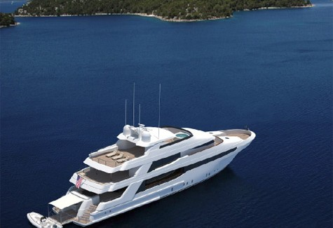 Crescent 144 Tri-Deck: For Private Enjoyment And Charter Service