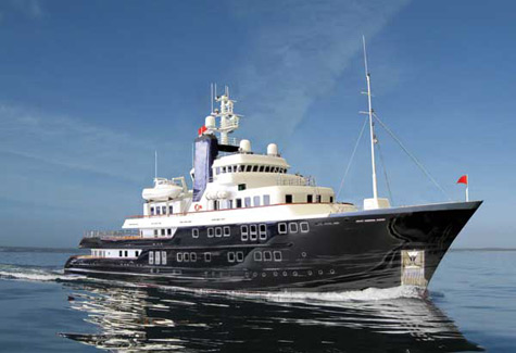 Derecktor Vripack 60m Expedition Superyacht