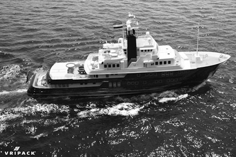Derecktor Vripack 60m Expedition Motor Yacht