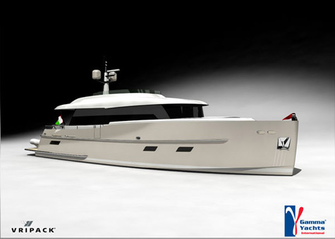 Gamma 20: The First Yacht In Mini Superyachts Series