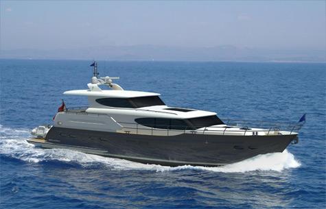 Maremiss 63 Motor Yacht: A Charismatic Beauty