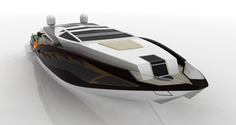 29.40m Superyacht Concept By Carlo Cafiero