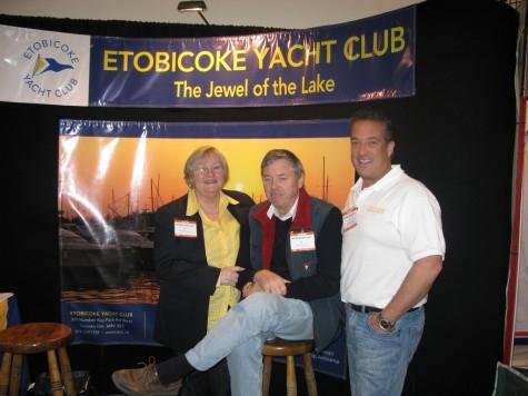 Etobicoke Yacht Club (EYC) - Toronto Boat Show