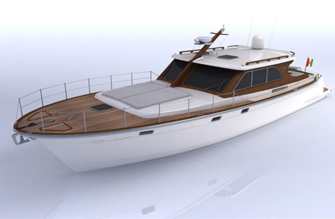 Morgan 55 Fast Commuter. Morgan Yachts presented a preview of the new 17 ...