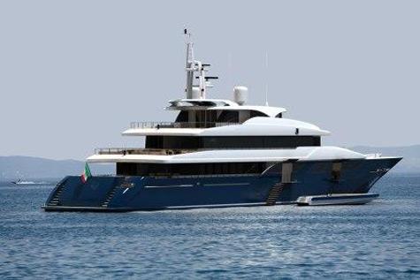 55m motor yacht