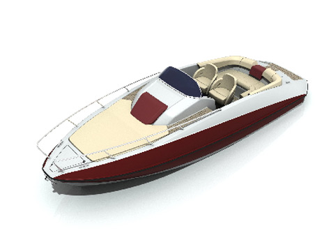 "Charm 27: A ""Pocket Yacht"" From Emocean Marine"