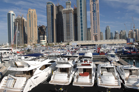 Dubai International Boat Show (DIBS) 2010