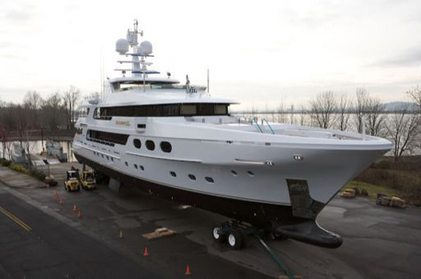 Remember When: The New 162ft Superyacht From Christensen
