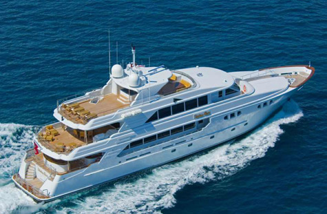 Richmond Yachts Launched New Superyacht Status Quo