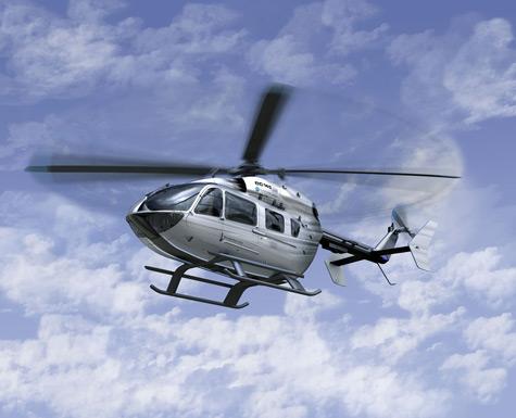 Mercedes Eurocopter EC145