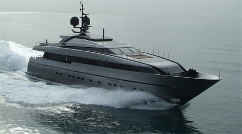 Sanlorenzo Launched The 40m Superyacht Princess Claudia