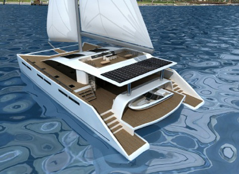 The SeaBoater Catamaran 63: An Extremely Modern Design And Economical Construction