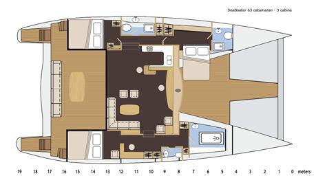 SeaBoater Catamaran 63