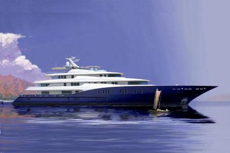 Abeking 78m Superyacht Project