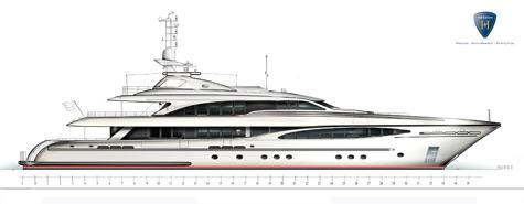Heesen 15147 yacht