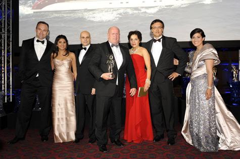 Superyacht Awards 2010