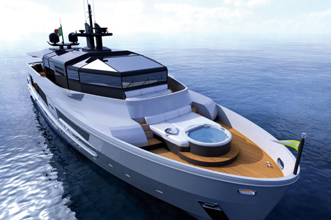 Arcadia 115: The Next Incredibly Eco Yacht Project By Arcadia Yachts