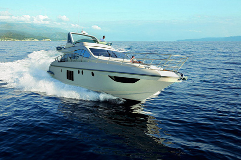Azimut 64: The New Dimension Of Comfort By Azimut Yachts