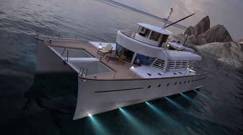 Catamaran Noah 76
