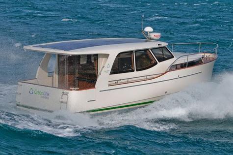 Greenline 33 Hybrid