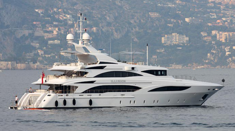 Benetti Launches The Superyacht Illusion