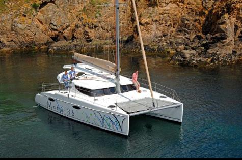 Mahe 36 Evolution Catamaran