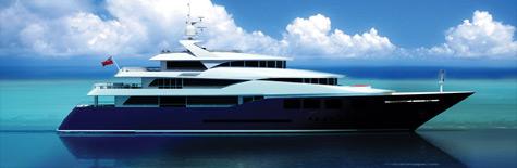 Ruea 60m Superyacht