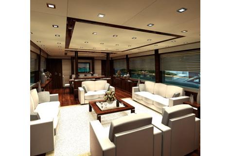 Shama Yachts 115 RPH