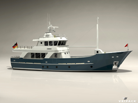 The Next Generation Research Vessel By Vripack