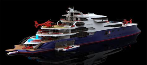Dream Line yacht