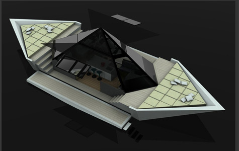 how to make a paper yacht